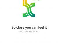 شركة OPPO تُعلن عن مشاركتها في MWC2017 المقام ببرشلونة