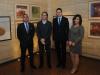 افتتاح معرض أعمال الفنان ياسين حراز بفندق سميراميس انتركونتيينتال القاهرة
